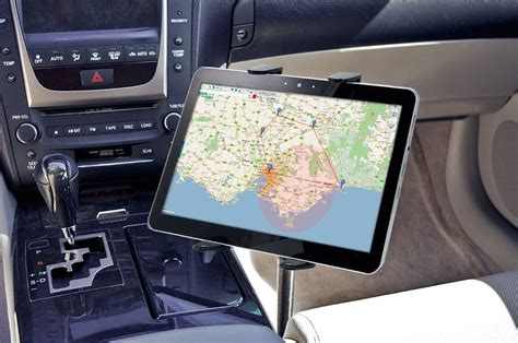 Tablet Halterung Auto by How To Use Android Tablet As Car Pc