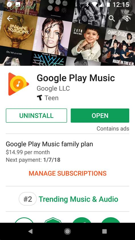 top songs played in bars how to get started with google play music android central