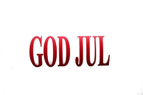 Sticker Wall Paper wallsticker god jul