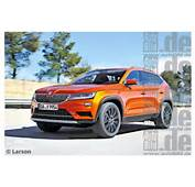 Skoda Kodiak Might Be The Name Of Czech Automakers New SUV