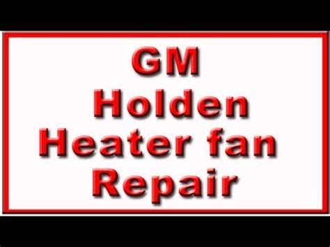 heater blower resistor location get free image about