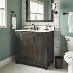 Lowes Bathroom Vanities White » Home Design 2017