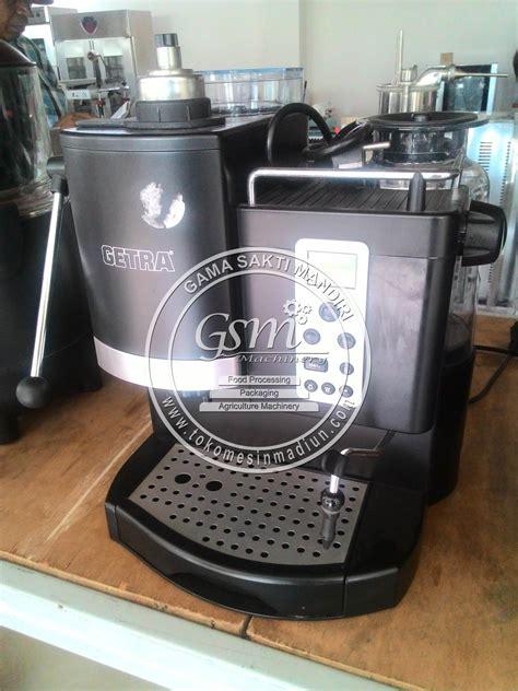 Espresso Mesin Coffee mesin kopi espresso semi automatic toko mesin madiun