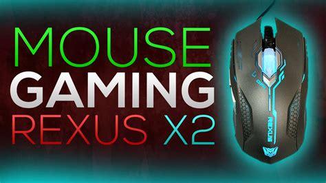 Mouse Rexus X2 mouse rexus x2 unboxing review indonesia