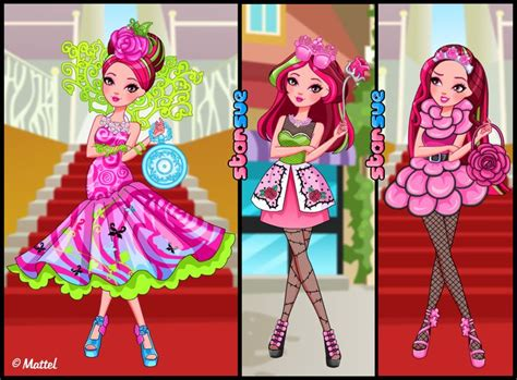 star sue your favorite characters dress up games are here 80 best ever after high games images on pinterest