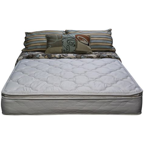pillow top bedding wolf 174 sleep comfort pillow top mattress 616167