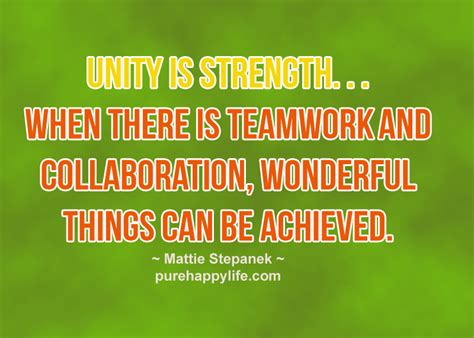 quotes  sayings  unity