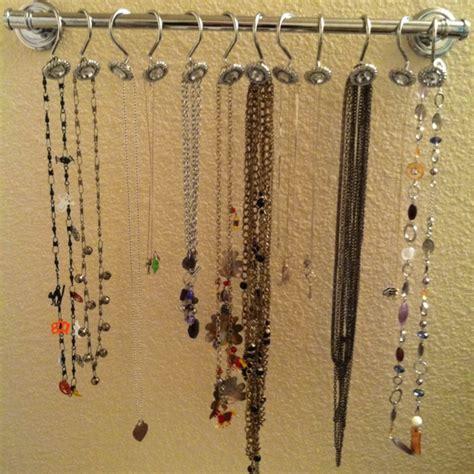 diy shower curtain hooks 1000 images about hooks on pinterest closet dividers