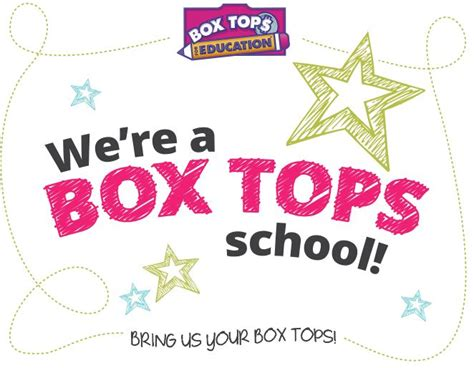 box tops clip box tops for education lansing school district