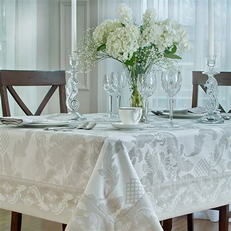 Waterford Table Linens by Waterford Quot Damascus Quot Table Linens Bloomingdale S