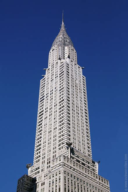 Facts About The Chrysler Building by The Chrysler Building New York Chrysler Building Pictures