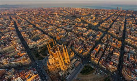 barcelona from above the price tag of sprawled urban development 1 trillion