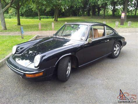 Porsche 912e by Porsche 912e 1976 Uk Registered Mot Needs Minor Work