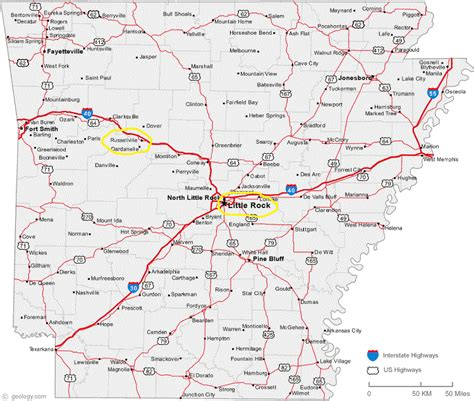 united states map showing arkansas nuclear reactor kills 1 injures 8 in arkansas