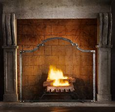 Restoration Hardware Fireplace by 1000 Images About Painted Fireplaces On