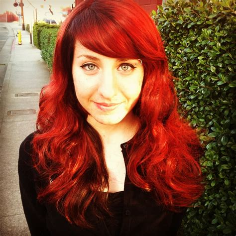 cynsanta hair color red hair color with extensions yelp