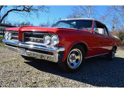 64 Pontiac Lemans by 1964 Pontiac Lemans For Sale Classiccars Cc 959378