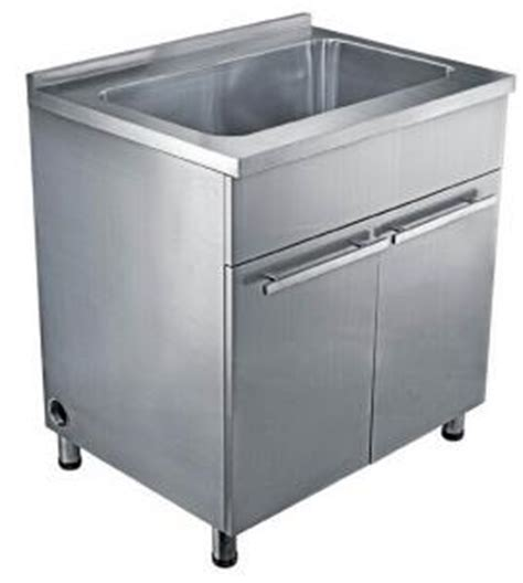 kitchen single sink cupboard stainless steel commercial sink base customized commercial kitchen single bowl stainless steel