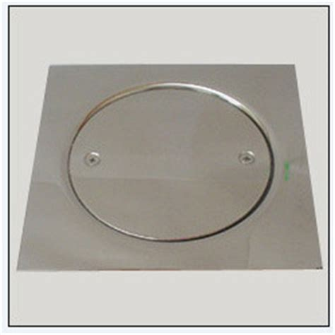 bathtub cleanout plate stainless steel floor drain ss floor drain suppliers