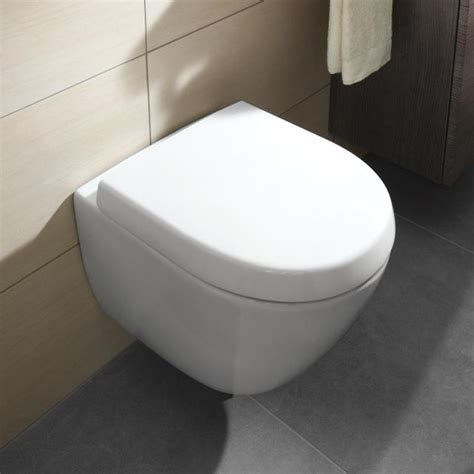Villeroy And Boch Wc Uk by Villeroy And Boch Subway Compact Wall Hung Toilet Uk