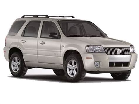 2007 mercury mariner pricing ratings reviews kelley blue book