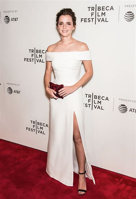 emma watson tribeca film festival outfit emma watson dressed in two outfits in one night vogue arabia