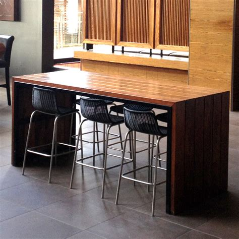 How To Make A Bar Table by A Bar Table Interior Home Design