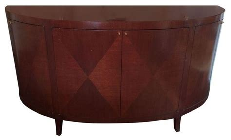 Pre Owned Solid Cherry Wood Buffet Cabinet Sideboard Solid Wood Sideboards And Buffets