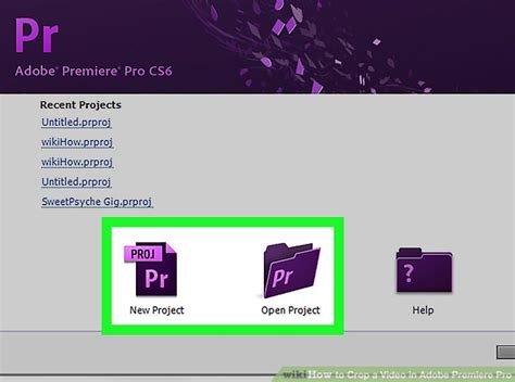 adobe premiere pro how to crop video how to crop a video in adobe premiere pro 8 steps with