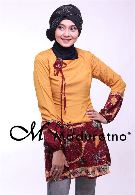 Batik Blouse Dress Tulis Madura 44 best batik tulis madura images on kimono