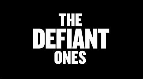 The Defiant the trailer for the defiant ones new hbo doc about