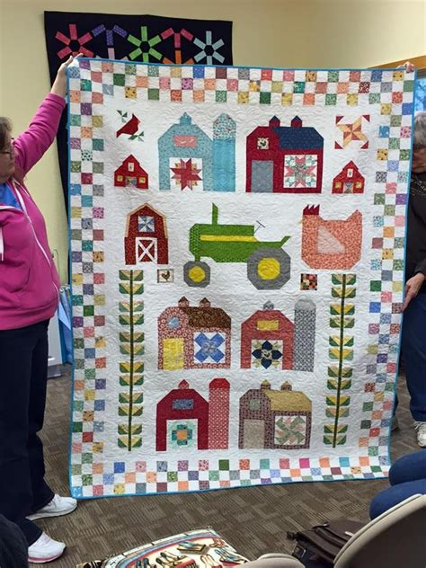 Farm Quilts by 485 Best Images About Farm Vintage On Quarters Tractors And Quilt
