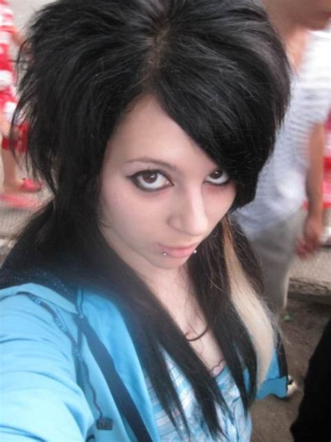 emo hairstyles for 11 year olds fashion pure scene hairstyles for girls with long hair