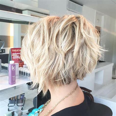 long choppy layered hairstyles inverted bob 20 gorgeous inverted choppy bobs bobs blondes and shorts