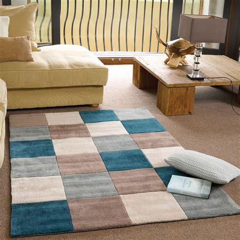 Purple And Teal Christmas Decorations by Inspire Squared Rugs In Teal Duck Egg Free Uk Delivery