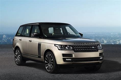 2014 land rover range rover new car review autotrader