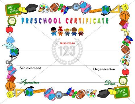preschool certificate template the gallery for gt school certificate backgrounds