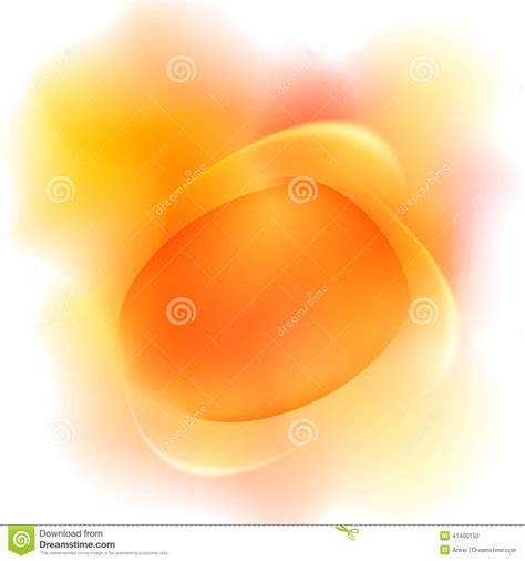 anker yellow light yellow abstract blurred background stock vector image