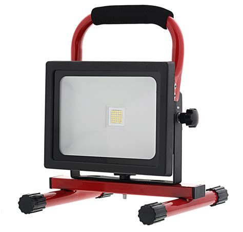 Portable Rechargeable L by 20w Portable High Powered Rechargeable Led Work Light