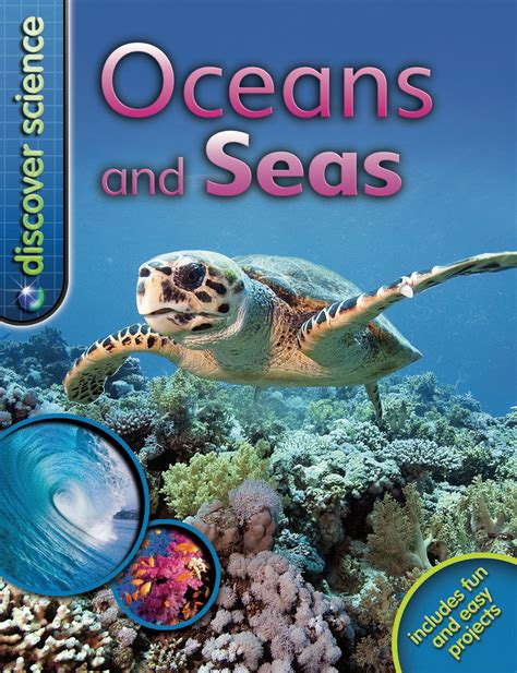 oceans and seas kingfisher 0753410540 discover science oceans and seas nicola davies macmillan