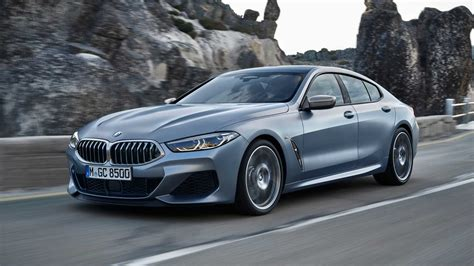 2019 Bmw 8 Series Gran Coupe by The 2020 Bmw 8 Series Gran Coupe Debuts With Four Doors
