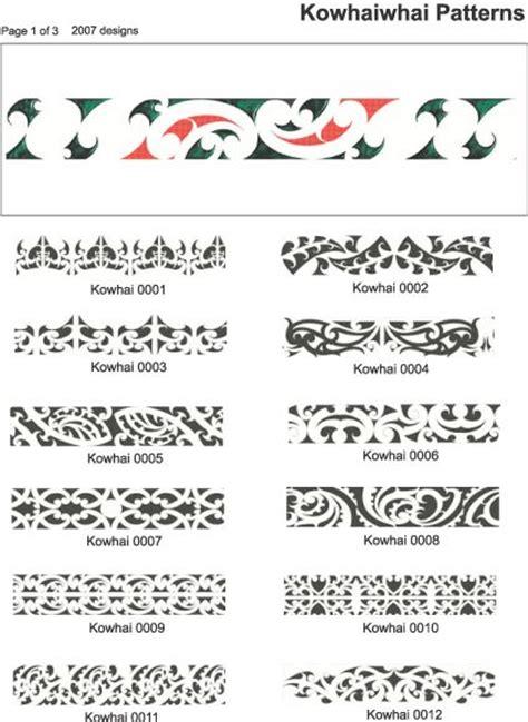 pattern making meaning 17 best ideas about maori tattoo patterns on pinterest