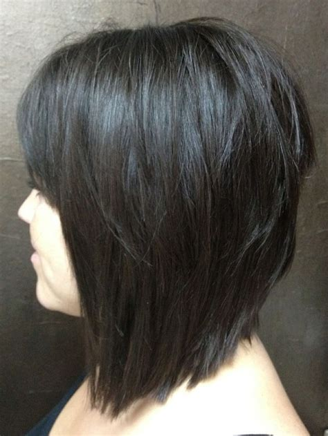 hairstyles for growing stacked bob out 25 best ideas about stacked bob long on pinterest