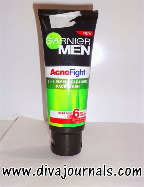 Pelembab Garnier Acno Fight garnier acno fight 6 in 1 anti acne foam review journals