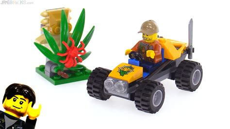 Lego 60156 Jungle Buggy Lego City lego city jungle buggy review 60156