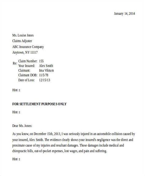 demand letter exles