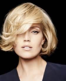 tendance coiffure 2017 si on osait la frange
