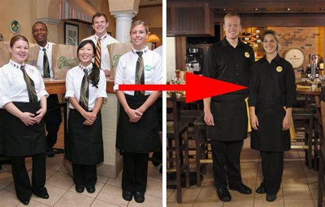Olive Garden Attire Olive Garden Unveils Modern Uniforms Servers Rejoice