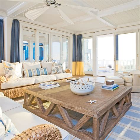 decor styles total beach house coastal living