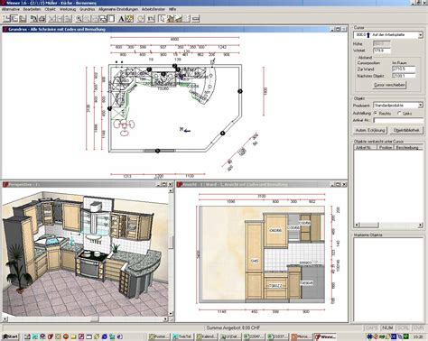 kitchen cupboard design software essential features that are to be considered for choosing